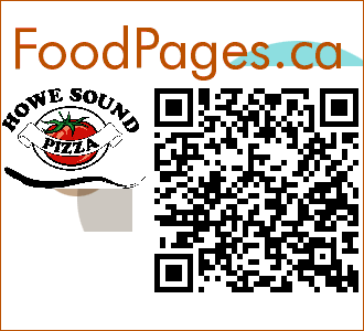 Howe Sound Pizza Logo