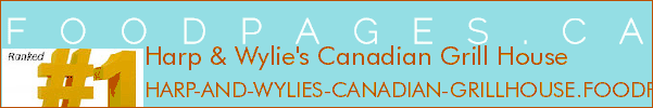 Harp & Wylie's Canadian Grill House
