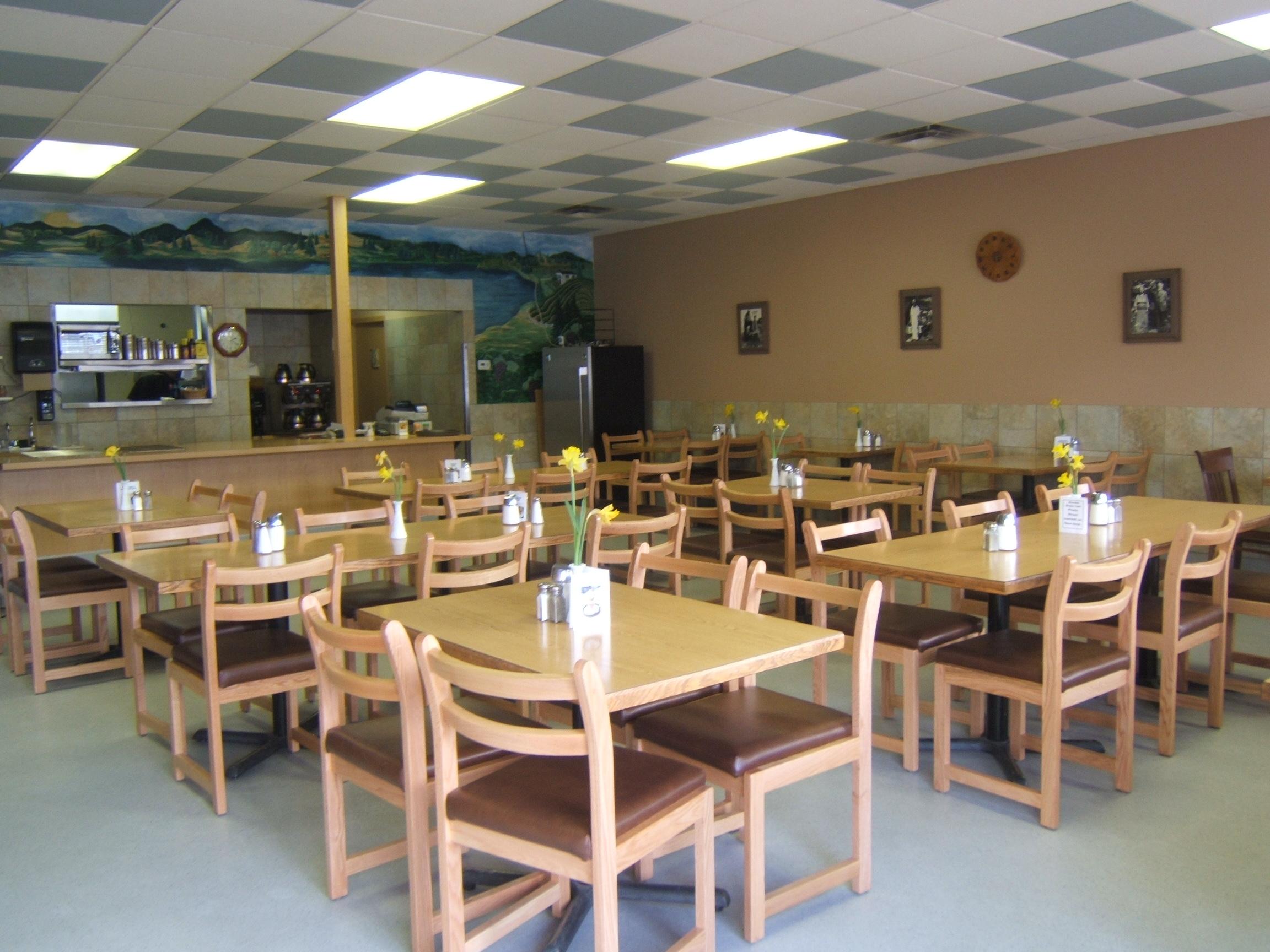 The Wooden Nickel Cafe 10051 Highway 97 Winfield Highway 97