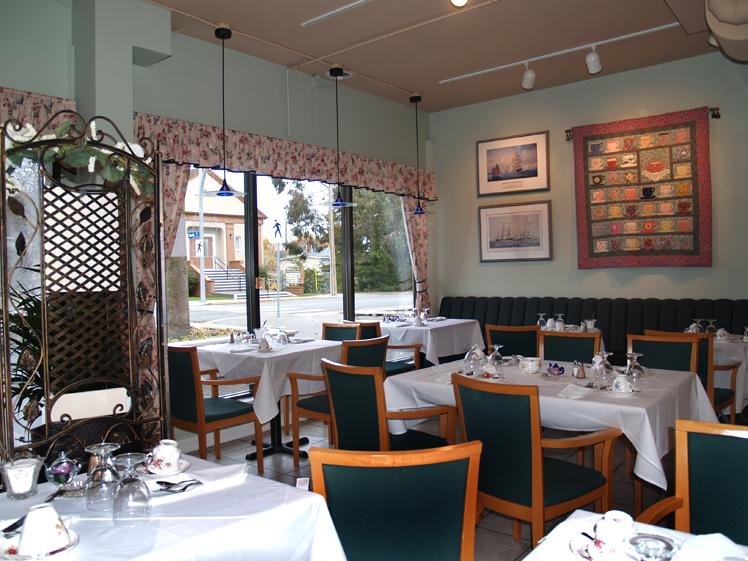 White Heather Restaurant Oak Bay