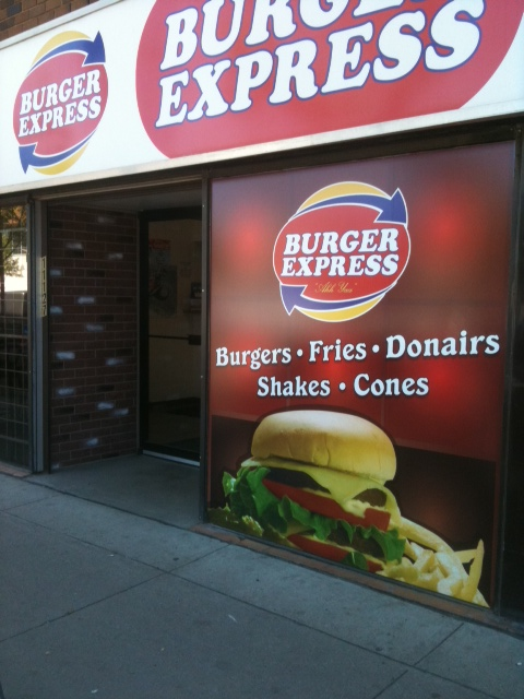 Burger Express Goslar