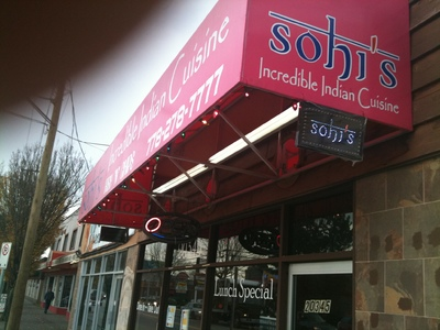 Sohi's Incredible Indian Cuisine