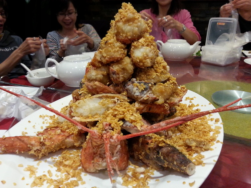 Review of Fishman Lobster Clubhouse Restaurant 魚樂軒 by GRENET on 2014-05-21 05:18:16