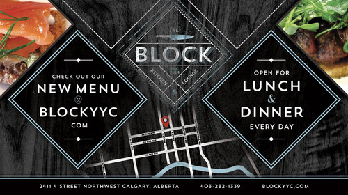 Review of The Block Kitchen & Lounge on 2015-01-17 16:26:16