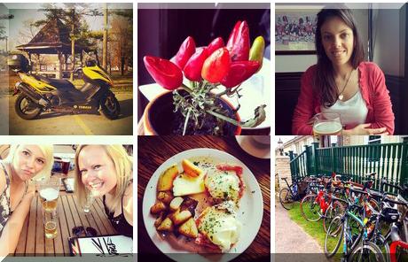 Lake Simcoe Arms Restaurant collage of popular photos