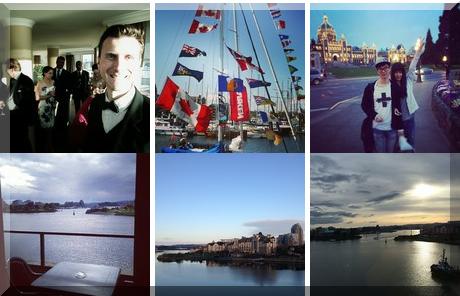 Victoria Regent Hotel collage of popular photos