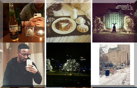 Lord Elgin Hotel collage of popular photos