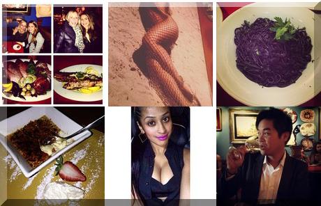 Modo Restaurant collage of popular photos