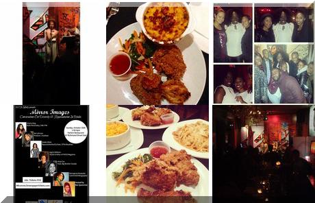 Harlem Restaurant collage of popular photos