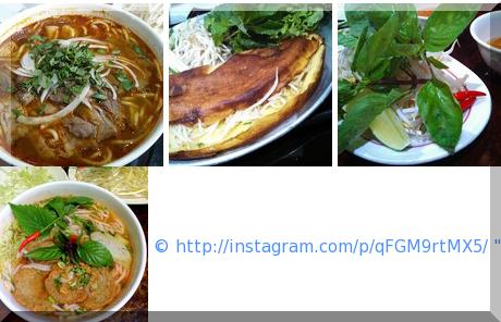 Huong Vietnamese Bistro collage of popular photos