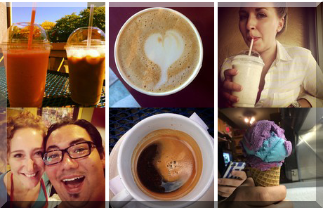 Lakeshore Coffee House collage of popular photos