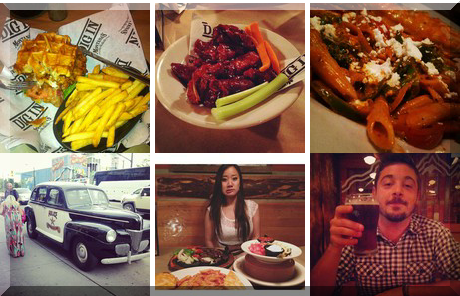 Montana's Cookhouse collage of popular photos