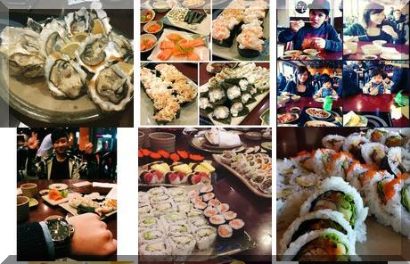 Ninkazu Japanese Restaurant collage of popular photos