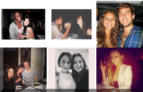 Macaroni Bar collage of popular photos