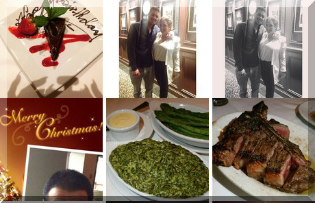 Ruth's Chris Steak House collage of popular photos
