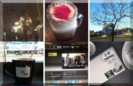 Presse Café collage of popular photos