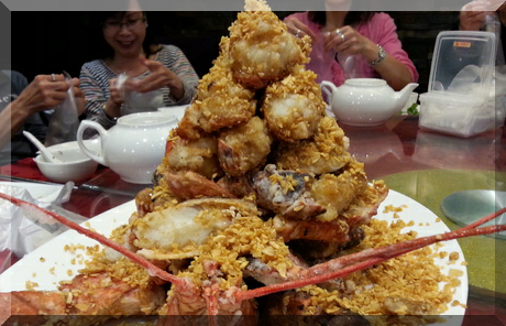 Fishman Lobster Clubhouse Restaurant 魚樂軒 collage of popular photos