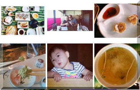 Taka Sushi House collage of popular photos