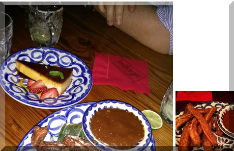 Milagro Cantina Mexicana collage of popular photos