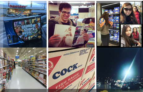 Real Canadian Superstore collage of popular photos