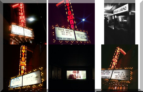 BY-TOWNE CINEMA collage of popular photos