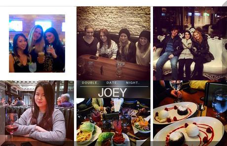 JOEY Burrard collage of popular photos