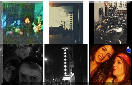 Pat's Pub collage of popular photos