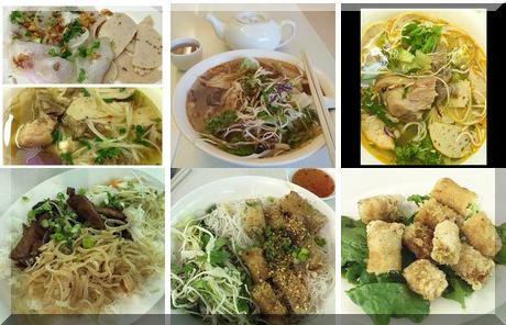 Song Huong Vietnamese Restaurant collage of popular photos