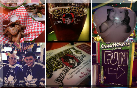 McSorley's Saloon and Grill collage of popular photos