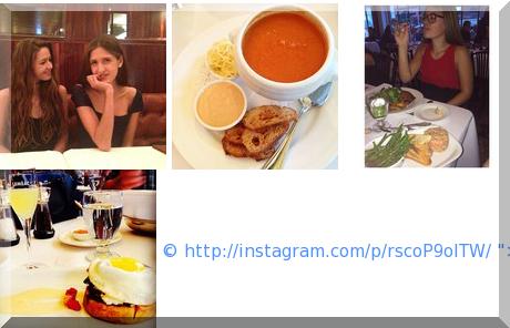 Leméac Café Bistrot collage of popular photos