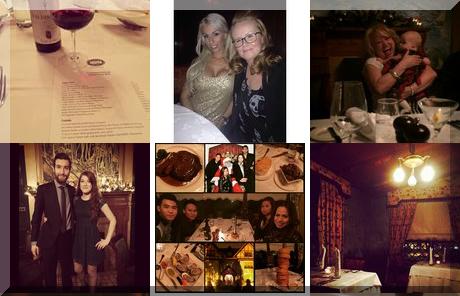 529 Wellington Steakhouse collage of popular photos