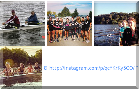 Leander Boat Club collage of popular photos
