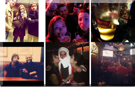 The Rose and Crown collage of popular photos