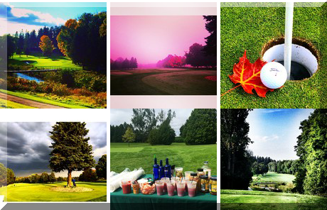 Cedar Brae Golf & Country Club collage of popular photos