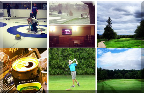 Glendale Golf and Country Club collage of popular photos