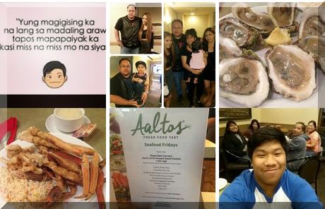 Aaltos Garden Cafe collage of popular photos