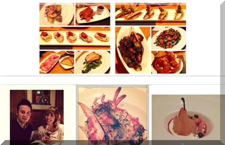 Adega Restaurant collage of popular photos