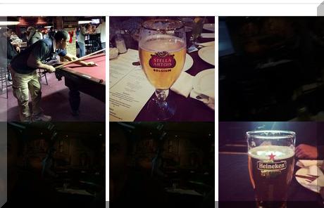 Chalker's Pub, Billiards and Bistro collage of popular photos