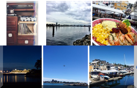Westbay Marine Village & RV Park collage of popular photos