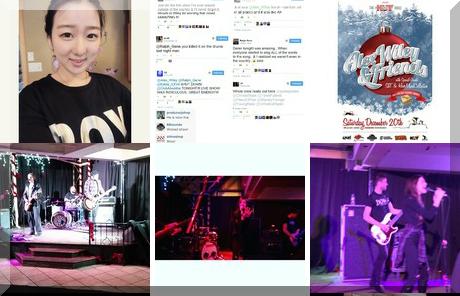 Club Absinthe collage of popular photos