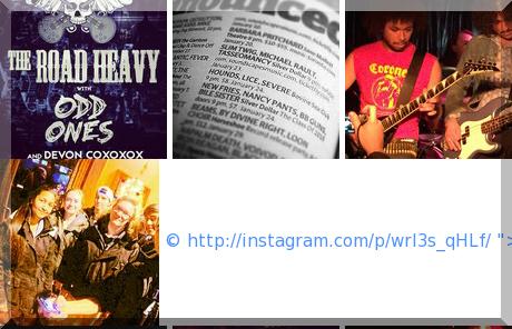 Bovine Club collage of popular photos