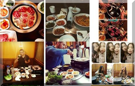 Gwi Bin Korean Restaurant collage of popular photos