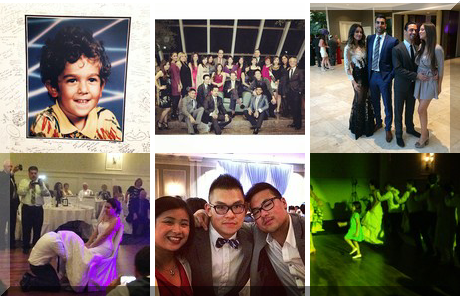 Le Parc Dining & Banquet collage of popular photos