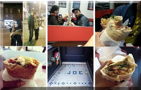 Sarah's Shawarma & Falafel collage of popular photos