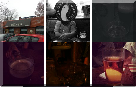 The Barley Mow collage of popular photos