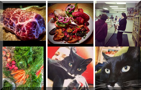 Acme Meat Market collage of popular photos