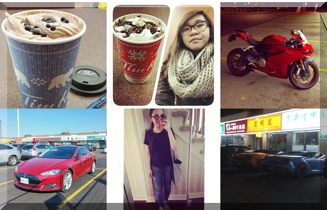 TIM HORTONS collage of popular photos