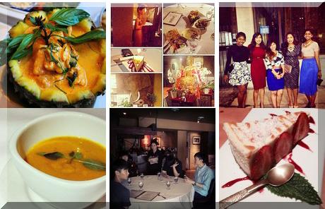 Mengrai Gourmet Thai collage of popular photos