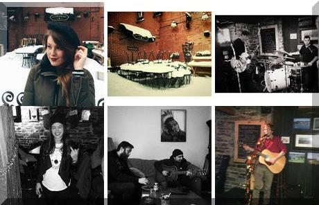 Lunenburg Pub & Bar collage of popular photos