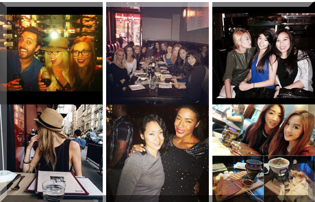 HUSH Restaurant, Bar & Patio collage of popular photos